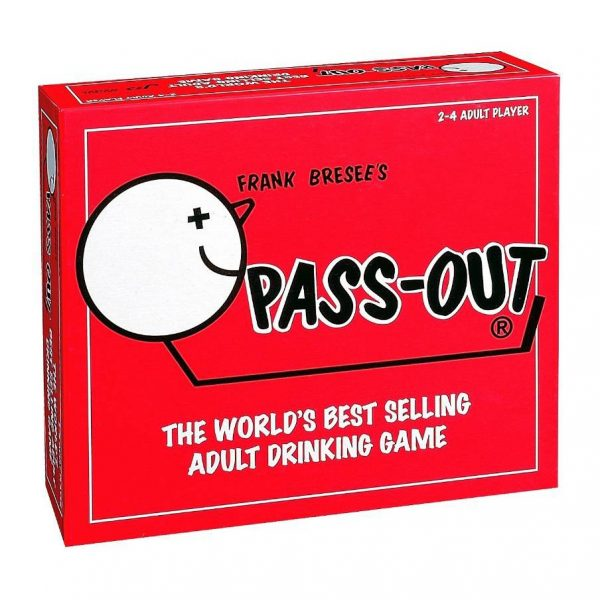 Pass-Out Board Game