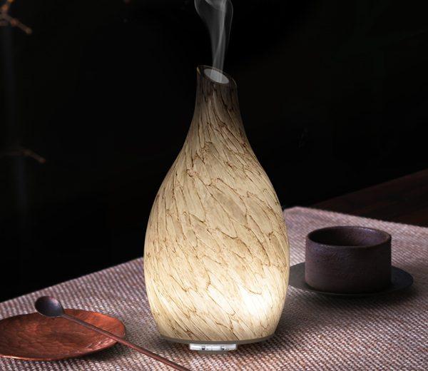 Aroma Art Glass Ultrasonic Aroma Diffuser