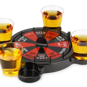 Roulette Shots Drinking Game