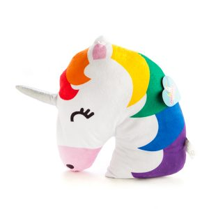 Rainbow Unicorn | PLUSH CUSHION