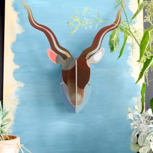 Antelope Head - Wall Decoration