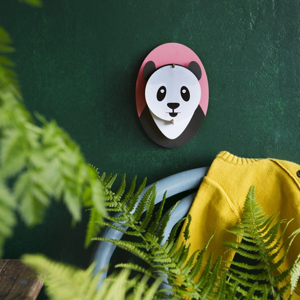 Little Friends, Panda – Wall Decoration