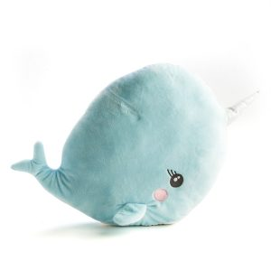 Narwhal | PLUSH CUSHION