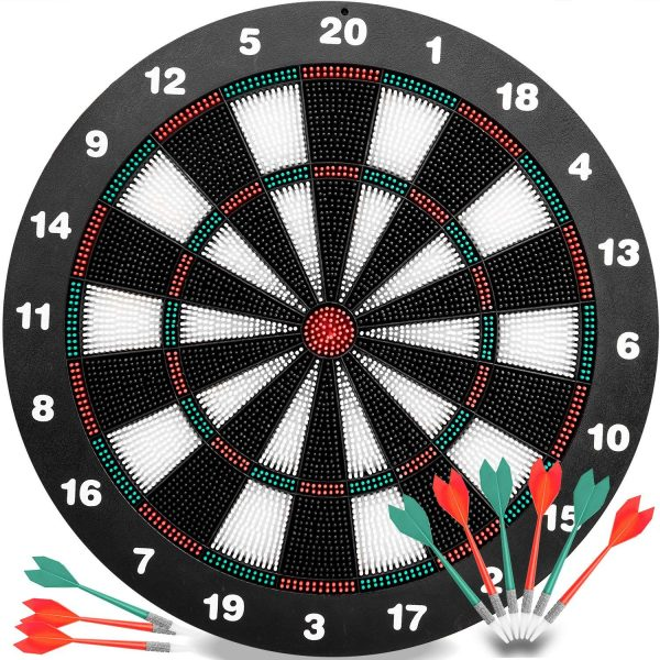 Safety Darts and Board Set