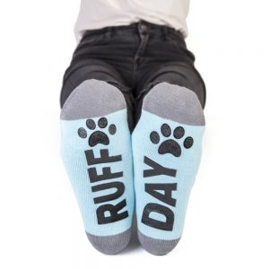 Feet Speak French Bulldog Socks