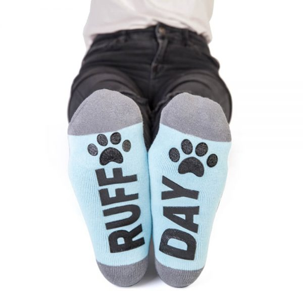 Feet Speak French Bulldog Socks