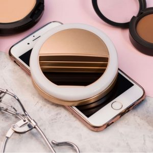 Smartphone Ring Light thumbs up