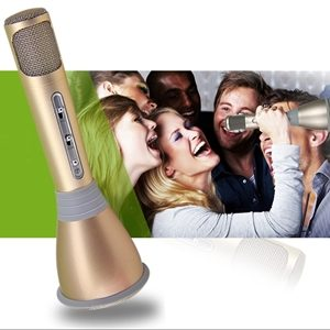 Bluetooth Microphone With Loudspeaker