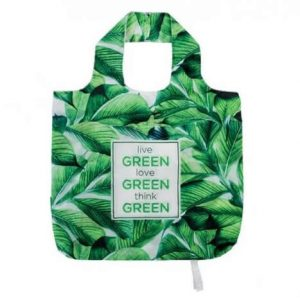 Shopping Tote - Live Green