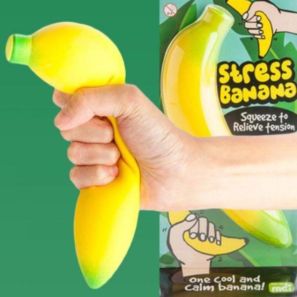 Stress Banana