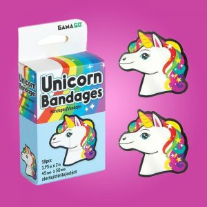 GAMAGO Unicorn Bandages