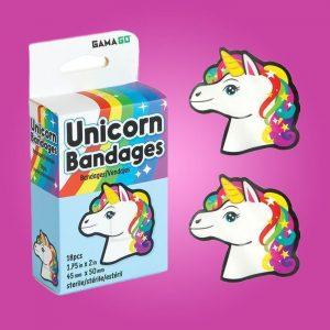 GAMAGO Unicorn Bandages