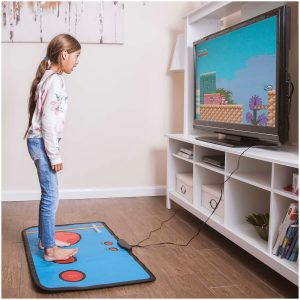 Retro Gaming Mat - 200 Classic Video Games