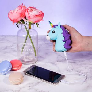 Rainbow Unicorn Powerbank