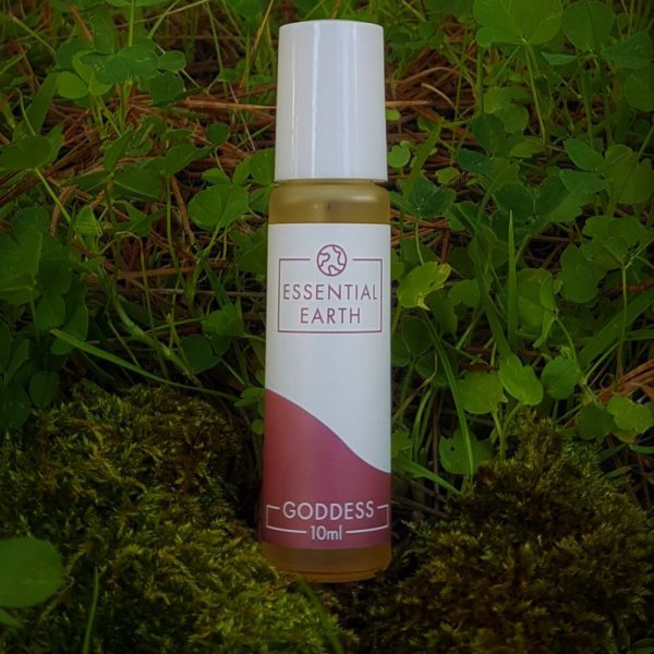 Goddess Travel Roller – Body Oil