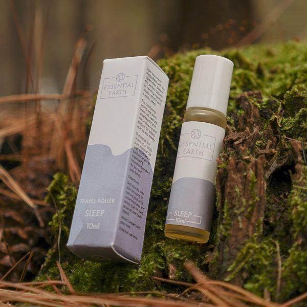 Sleep Travel Roller – Body Oil