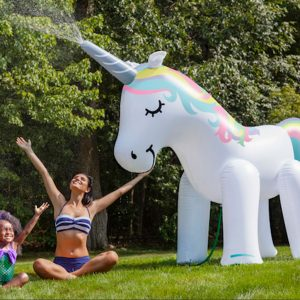 Big Mouth Toys Ginormous Unicorn Sprinkler