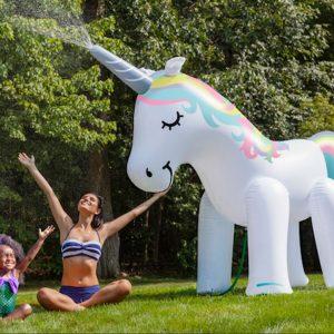 Big Mouth Toys Ginormous Unicorn Sprinkler
