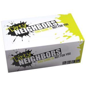 Dirty Neighbors Card Games