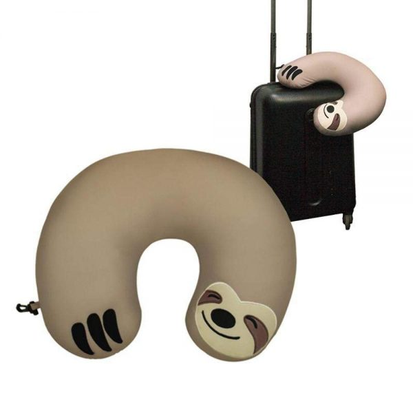 Sloth Travel Cushion