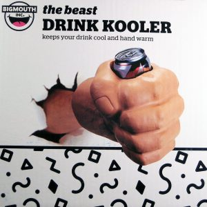 the beast giant fist drink kooler