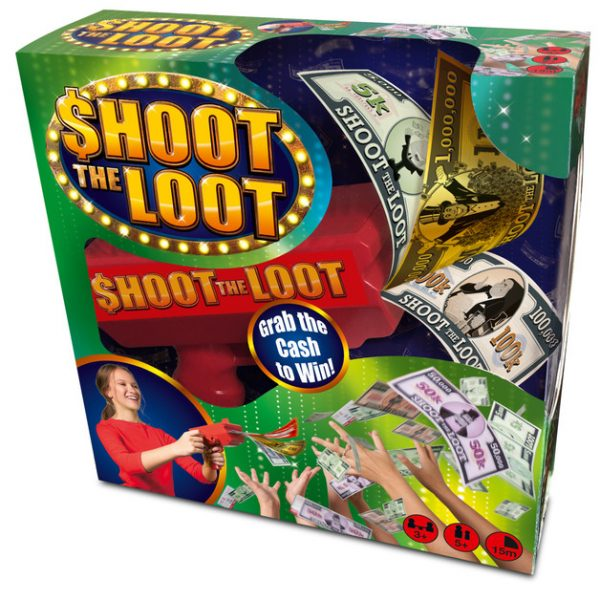 Shoot the Loot Board Games