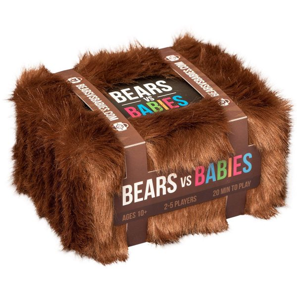 Bears vs Babies Card Game – Adult Party Game