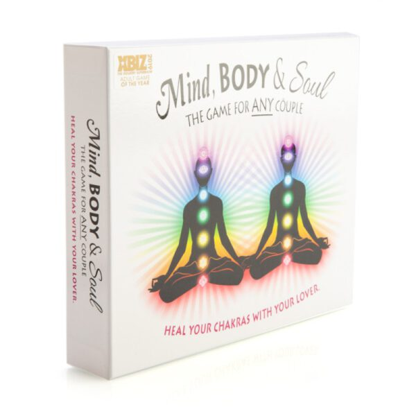 Mind Body & Soul Chakra Board Game