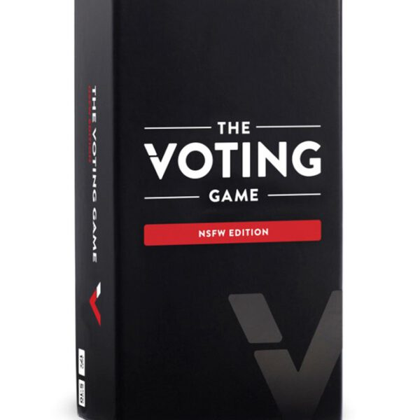 The Voting Game – The Adult Party Game About Your Friends [NSFW Edition]