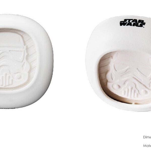 Luft Ceramic Car Aroma Diffuser | Stormtrooper