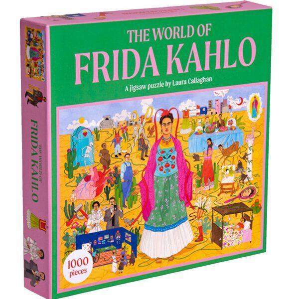 World Of Frida Kahlo – 1000 Piece