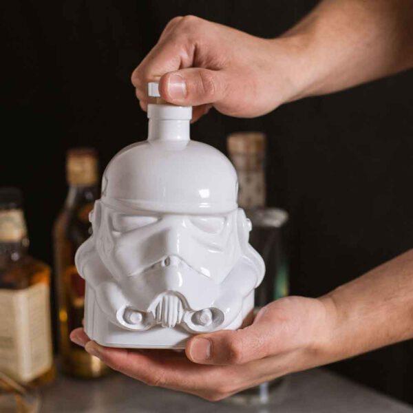 Original Stormtrooper Decanter – White